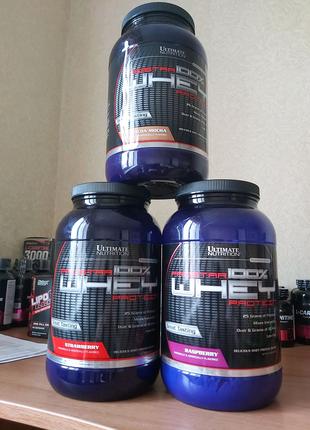 Протеин Ultimate NutritionProstar Whey Protein 907 гр.