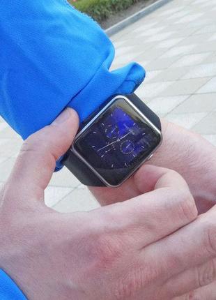 Смарт часы Smart Watch X6 Умные часы. Реальные фото!