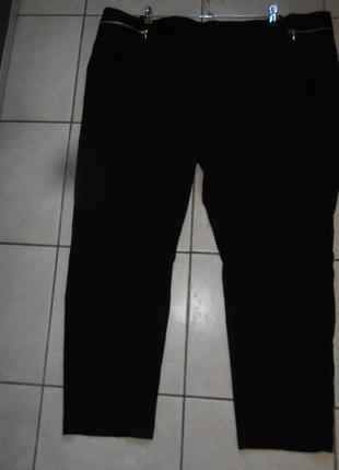 #george#классные стрейчевые брюки батал #большой размер 24\52   #