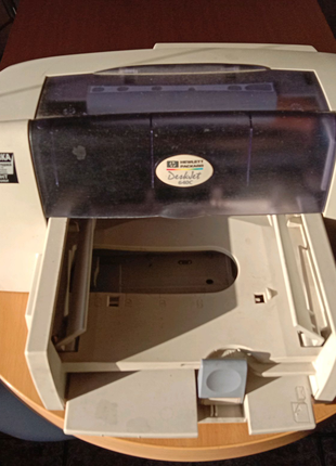 Принтер струйный HP C6464A.