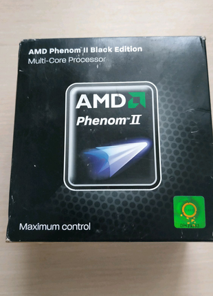 AMD AM3 Phenom II x4 b60 3300 МГц (з коробки x2 560)