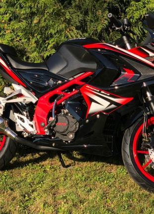 Мотоцикл VENTUS VS200-12 (спортбайк). Оплата при получении! Но...