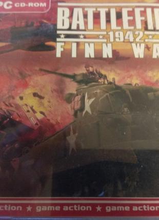 Battlefield 1942 Finn wars — компьютерная игра лицензия
