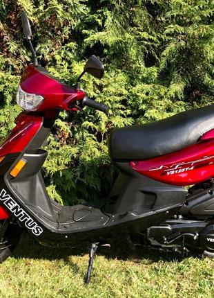 Скутер Ventus VS125T-4 125 см3 Доставим без предоплаты! Лучшая...