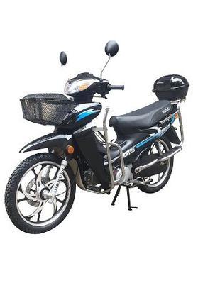 Мопед (мотоцикл) VENTUS Active 110 см3! Оплата при получении! ...