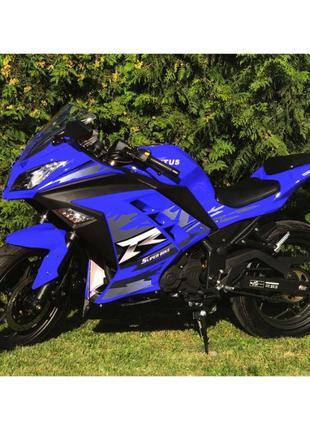 Спортивный мотоцикл VENTUS VS200-11. Доставка без предоплаты! ...