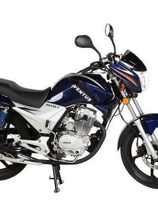 Новый мотоцикл VENTUS VS150-7 150 см3. Оплата при получении! Н...