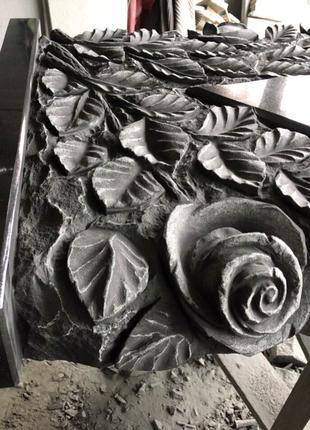 Памятники. Изделия из камня любой сложности