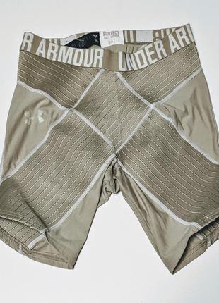 Under armour corepro плотные компрессионные шорты трусы 2хл ххл