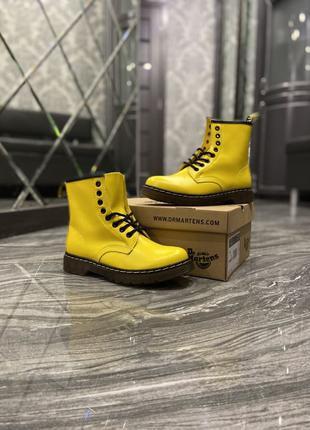 🔥 Dr Martens 1460 Yellow (Термо)