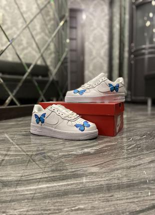 🔥 Air Force 1 Low Butterfly