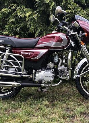 Мотоцикл Alpha (Альфа) Ventus 110 см3 Кредит! Новый! (VS50QT-E)