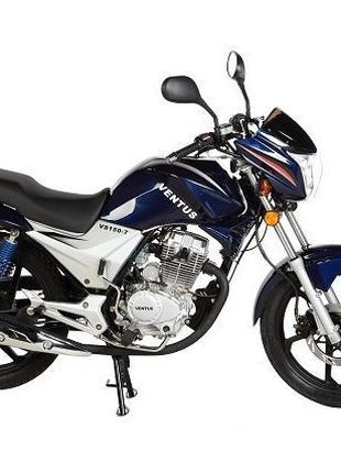 Мотоцикл 150 см3 Ventus 150-7 новый