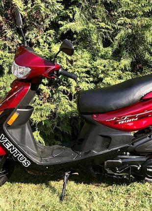 Мотоцикл (Скутер) Ventus VS125T-4 125 см3 В Кредит! Без Предоп...