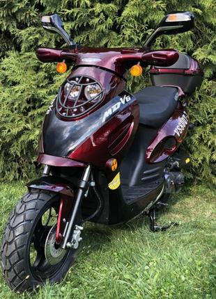 Скутер Ventus VS80QT-7 (Grand Prix) 80 см3. Новый. Доставка.
