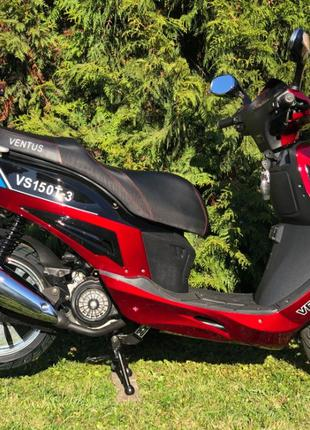 Новый Скутер (Мотороллер) VENTUS STORM VS150T-3 150см3. С Дост...