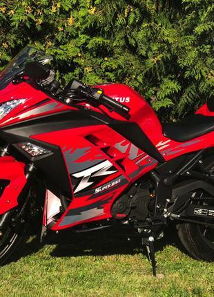 Мотоцикл VENTUS VS200-11. НОВЫЙ! Доставка с наложенным платежо...