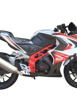 Мотоцикл VENTUS VS200-12. НОВЫЙ! Оплата при получении! Спортбайк!