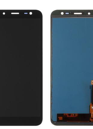 Дисплей Samsung J600 Galaxy J6 (2018) TFT с регулировкой подсветк