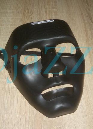Маска лицо Кабуки ЧЕРНОГО и зеленого цвета 1 шт 60 грн