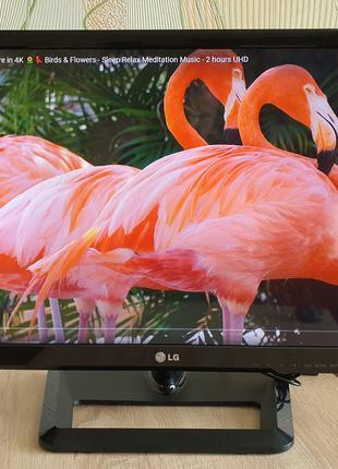 Телевизор LG DM2752D, 3D, Full HD, идеальное состояние, + подарок