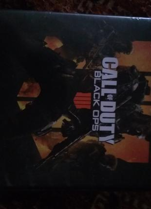 Ліцезійний ключ Call of Duty: black ops 4