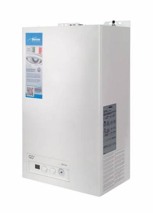 Котел газовый монотермик турбо Sime GO 25 BF 24 кВт