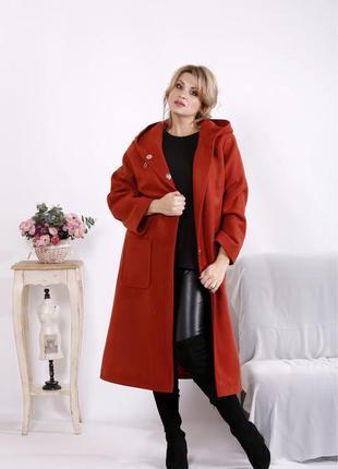 Пальто размеры 42-74