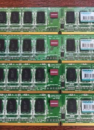 Оперативная память Kingmax ddr2-800 1 gb