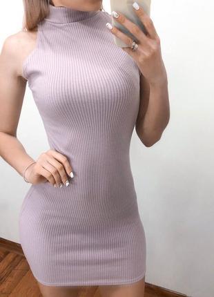 Платье платице резинка лапша