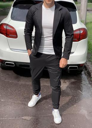 Костюм брюки штаны пиджак