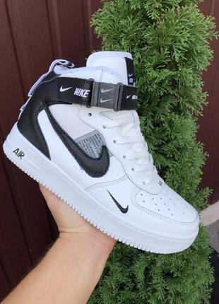 Кросівки nike air force high кроссовки