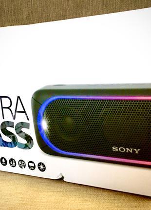 Портативная акустика Sony (SRS XB30) Black