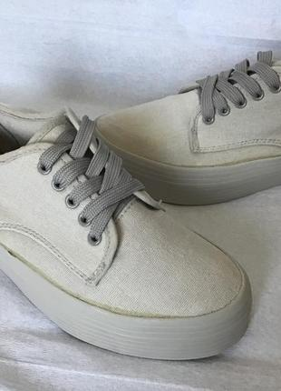 Кроссовки кеды брендовые размер 38