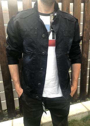 Куртка мужская джинсовая, есть большие размеры recipient, турц...