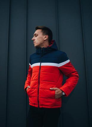 Мужская осенняя куртка red