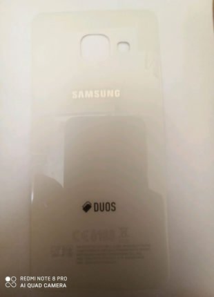 Крышка задняя Samsung a310f a3