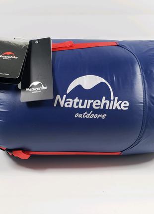 Пуховой спальник, спальний мішок Naturehike CWM400 (NH18Y011-R)