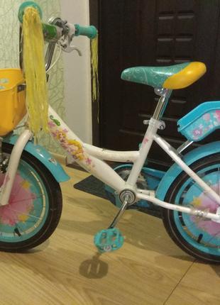 Велосипед 15 дюймов