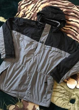 Улётная удлиненная курточка (парка) от helly hansen helly tech...