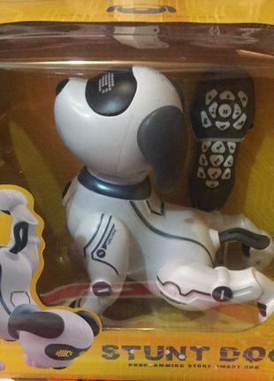 Интерактивная игрушка Робот собака K16B, на радиоуправлении