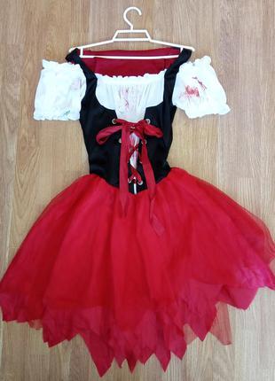 Новогоднее, карнавальное платье для девочки
