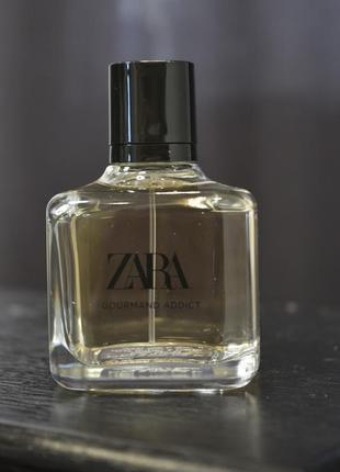 Духи zara gourmand addict 80 ml, оригинал испания