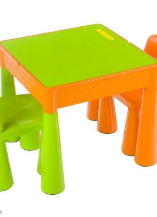Комплект детской мебели Tega Baby Mamut стол + 2 стула