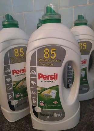Жидкий порошок Persil power gel 5,65 л
