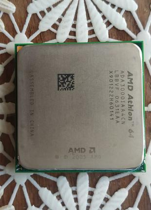 Продам Процессор AMD Athlon 64 3000+ 1.8GHz socket AM2