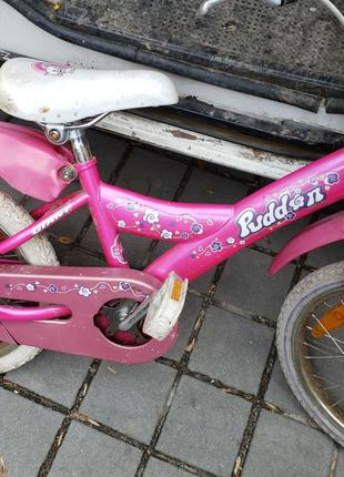 Дитячий велосипед Giant Puddin 16 колеса на вік 4-7 років для ...