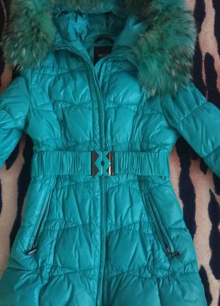 Пальто, пуховик, куртка женская очень классная