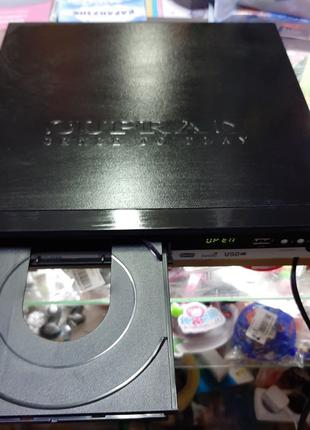 DVD плеер Supra