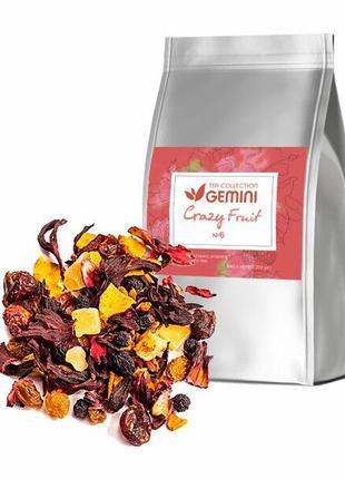 Чай фруктовый рассыпной Gemini Tea Collection Наглый фрукт